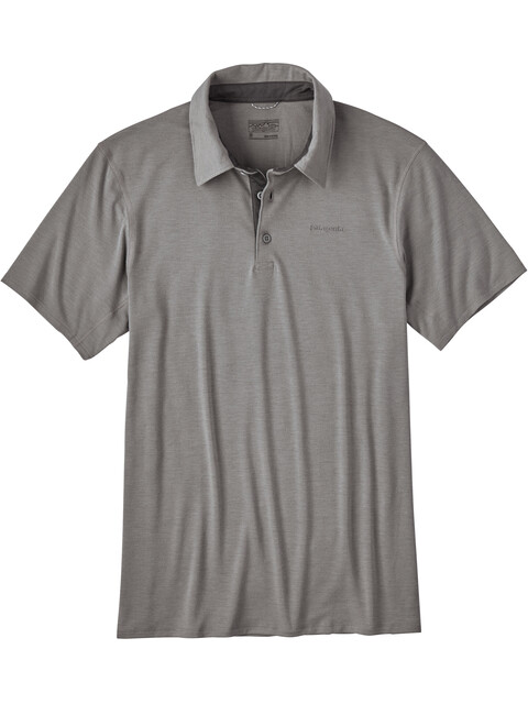 Patagonia Cactusflats Polo Men Feather Grey